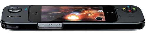 Logitech klar med sin spillkonsoll til iPhone