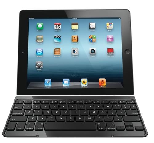 Nytt iPad-tastatur fra Logitech