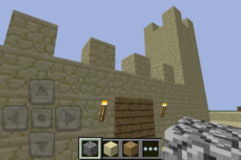 Minecraft til iOS er her
