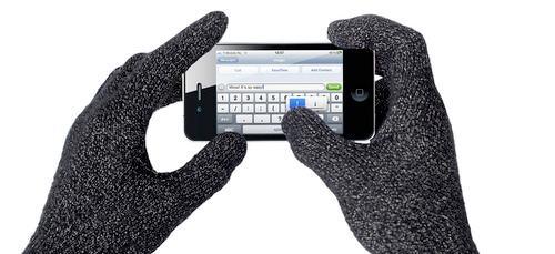 Mujjo - hansker som fungerer med iPhone