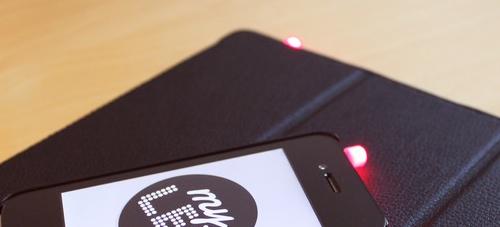 myled gir deg led lys p iphone og ipad ipod1. Black Bedroom Furniture Sets. Home Design Ideas