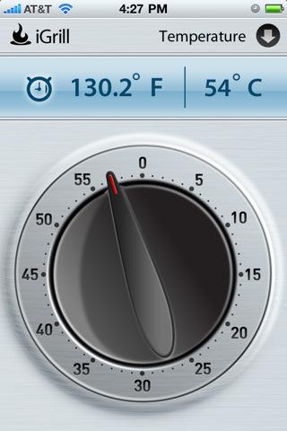 Steketermometer iphone
