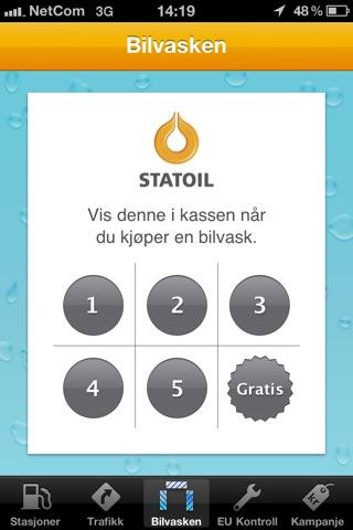 Statoil tilbud