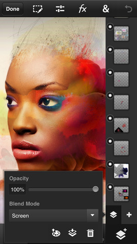 Adobe lanserer Photoshop til iPhone