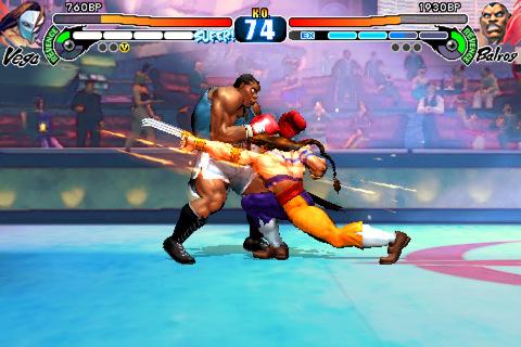 Street Fighter iOS