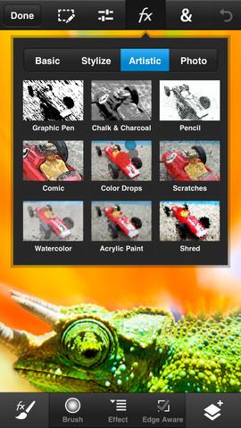 Adobe lanserer Photoshop til iPhone