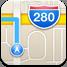 Kristiansand har blitt til Kardemomme By i iOS 6