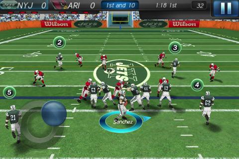 Gameloft NFL 2011