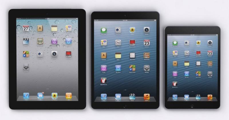 Apple lanserer nye iPads 22. oktober