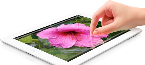 Apple lanserer iPad 3