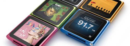 Ny iPod nano