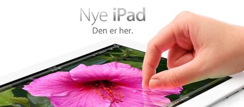 Nye iPad er her
