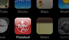 Peppes Pizza på iPhone?