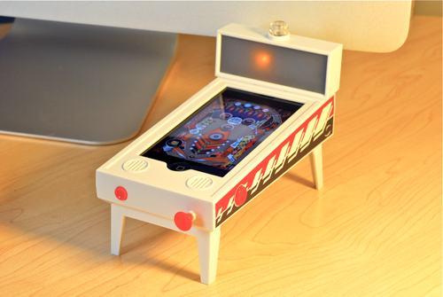 Gjør din iPhone om til en Pinball-maskin