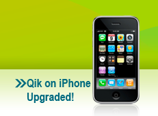 Qik for iPhone