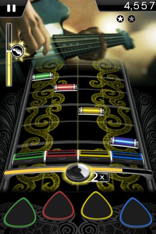 Rockband til iPhone
