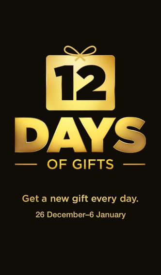 12 dager med julegaver fra Apple