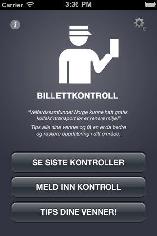 Billettkontroll
