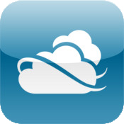 Microsoft slipper SkyDrive for iPhone