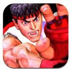 Spill Street Fighter IV på din iOS-enhet