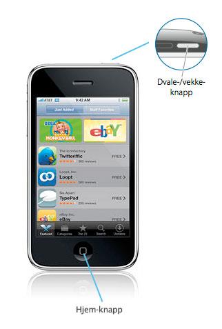 Hvordan ta skjermbilder på iPhone