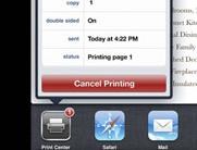 Apple introduserer AirPrint