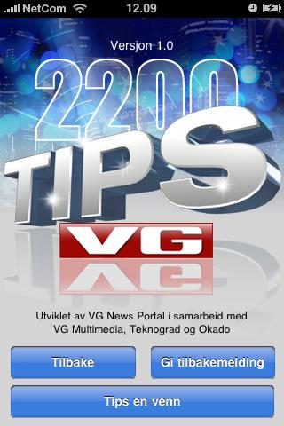 VG Tips