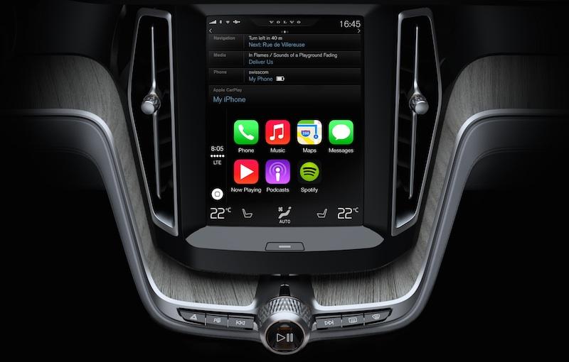 Volvo CarPlay
