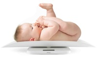 Babyvekt til iPhone fra Withings